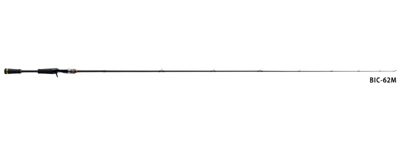 メジャークラフト 弁慶 ベイト BIC-662MH