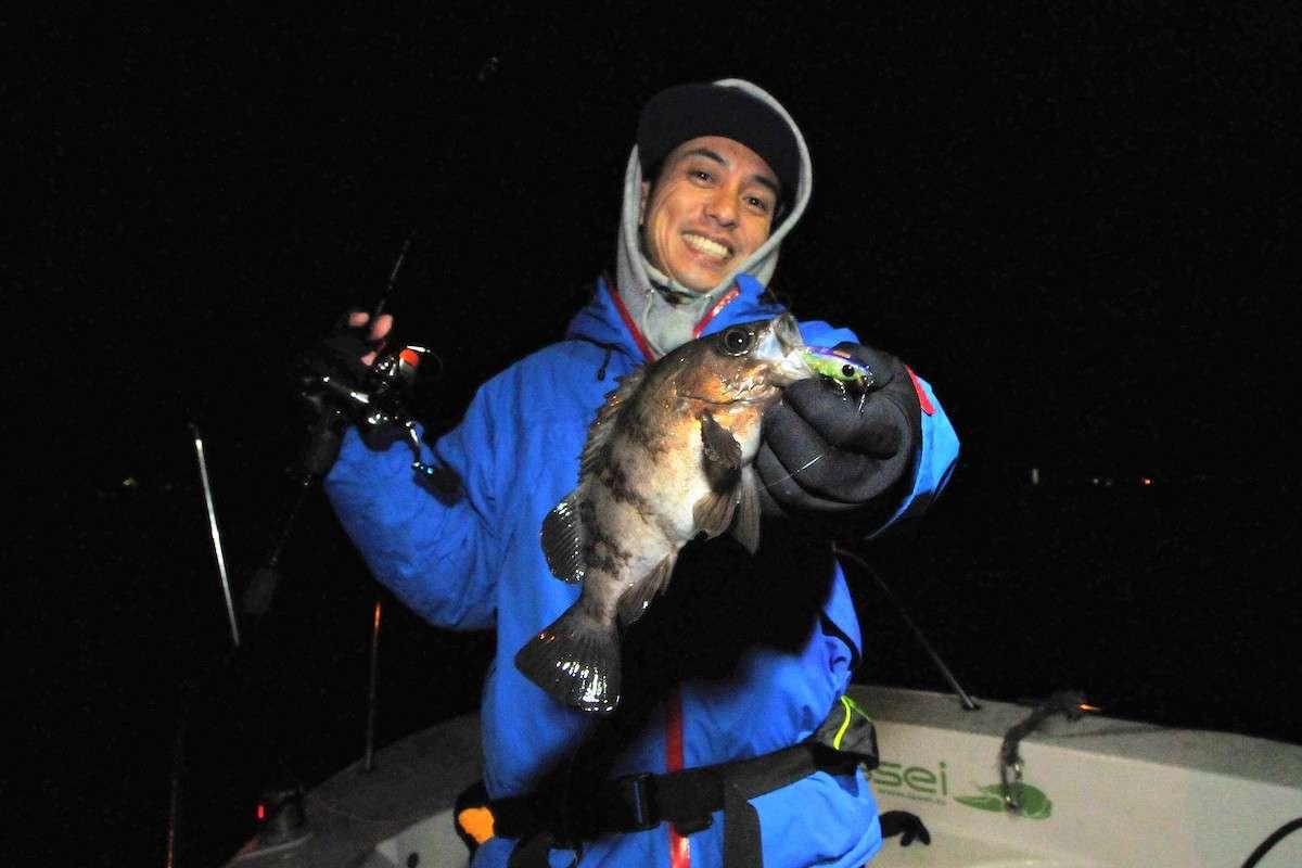 メバルのルアー釣りに適したハードルアーの選び方