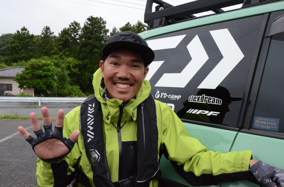 初心者におすすめのフロッグタックル:内山幸也先生