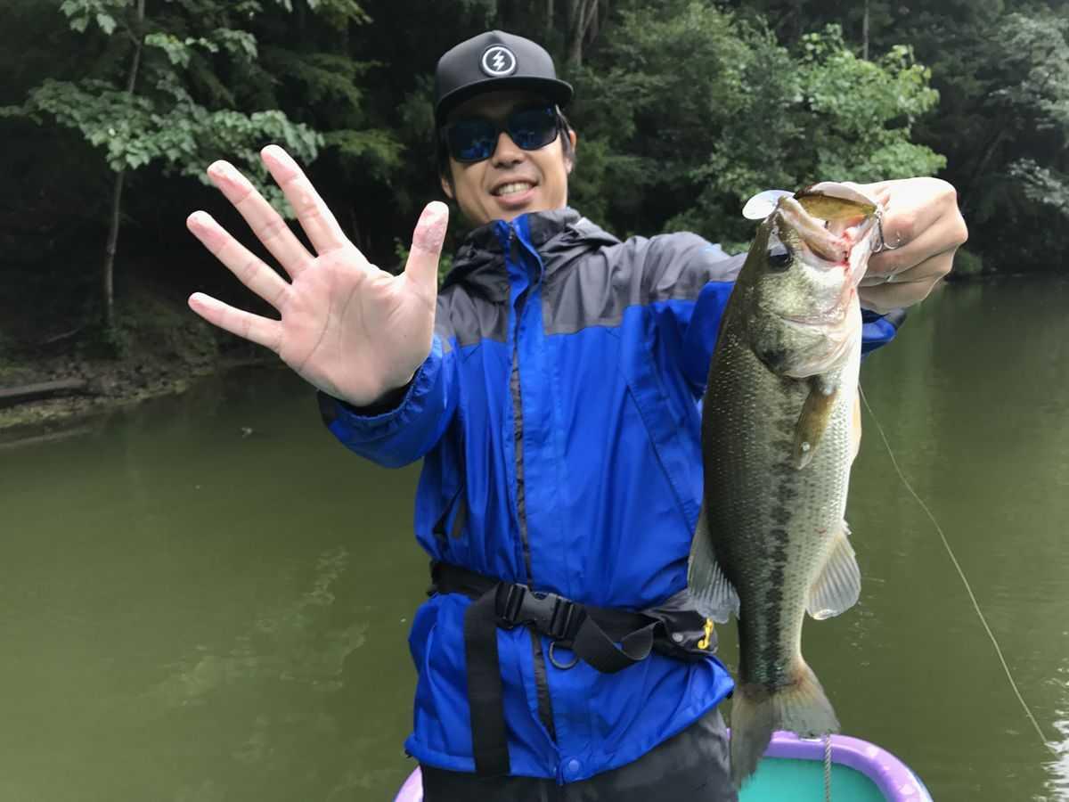 【亀山湖・京セラ・トルクG03】コヤナカ